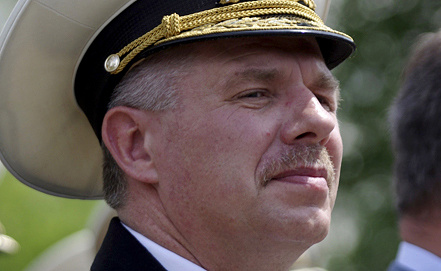 Вице-адмирал Александр Витко. Фото ИТАР-ТАСС