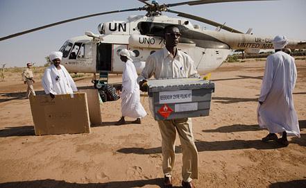 Фото из архива EPA/UNAMID/ИТАР-ТАСС
