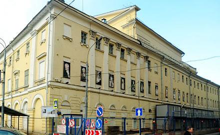 Вид на Государственный академический Малый театр. Фото ИТАР-ТАСС/ Зураб Джавахадзе