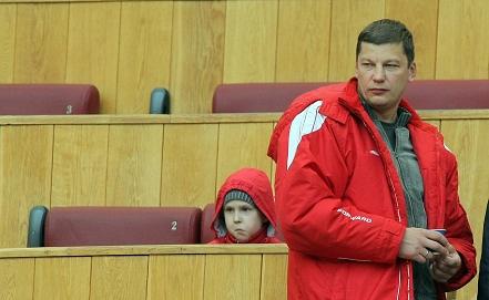 Сергей Панов. Фото ИТАР-ТАСС/Виталий Белоусов