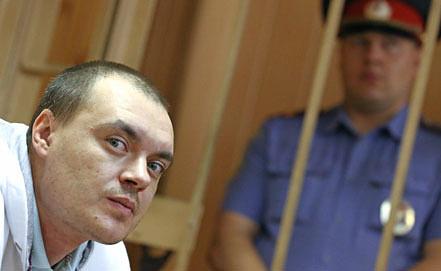 Алексей Русаков, обвиняемый в совершении ДТП. Фото ИТАР-ТАСС/ Денис Вышинский