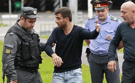 Рейд по выявлению нелегальных мигрантов прошел в Москве. Фото EPA/ИТАР-ТАСС