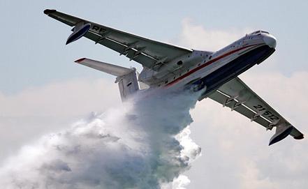 Самолет-амфибия Бе-200. Фото ИТАР-ТАСС