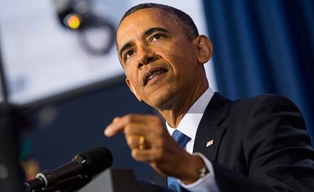Барак Обама, фото из архива EPA/ИТАР-ТАСС