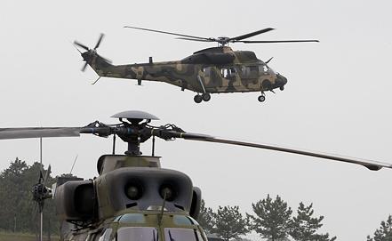 Вертолёт Surion, фото EPA/ИТАР-ТАСС