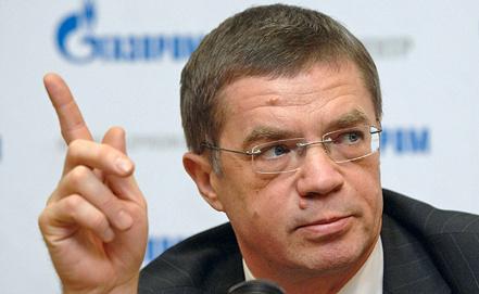 """Генеральный директор ООО """"Газпром экспорт"""" Александр Медведев. Фото ИТАР-ТАСС"""