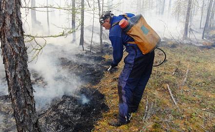 Фото ИТАР-ТАСС/ Пресс-служба ГУ МЧС по Республике Саха (Якутия)