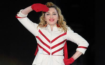 Мадонна. Фото ИТАР-ТАСС