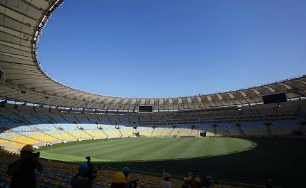 "Стадион ""Маракана"". Фото EPA/ИТАР-ТАСС"