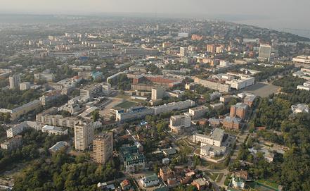 Ульяновск. Вид. Фото ИТАР-ТАСС/ Николай Никитин