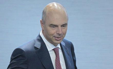 Антон Силуанов. Фото EPA/ИТАР-ТАСС