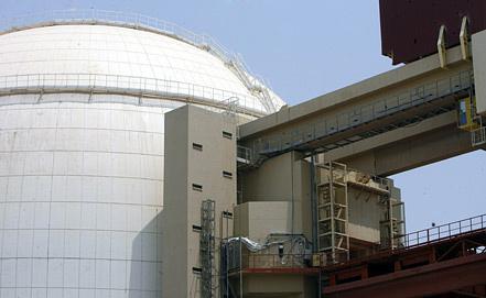 """АЭС """"Бушер"""". Фото EPA/ИТАР-ТАСС"""