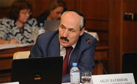 Фото пресс-службы президента и правительства Республики Дагестан