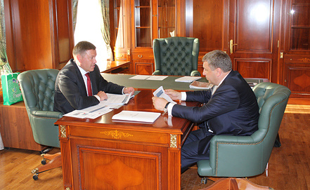 Фото пресс-службы администрации Вологодской области