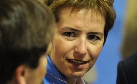 Ольга Дергунова. Фото ИТАР-ТАСС