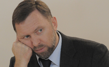 Олег Дерипаска. Фото ИТАР-ТАСС/ Александр Колбасов