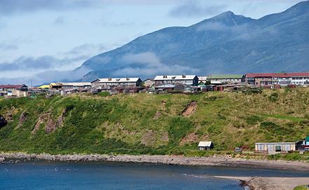 Остров Итуруп. Фото ИТАР-ТАСС