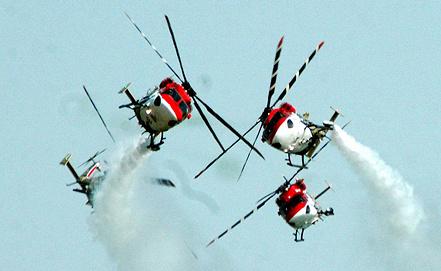 HAL Dhruv, фото EPA/ИТАР-ТАСС