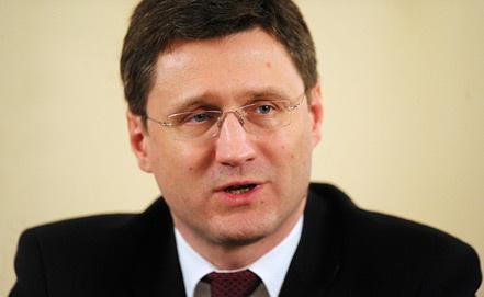 Александр Новак. Фото ИТАР-ТАСС