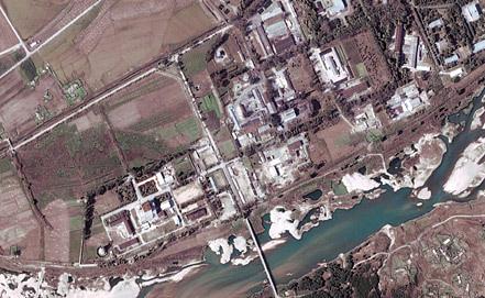 Ядерный центр Йонбен. Фото ЕРА/ИТАР-ТАСС