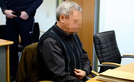 Андреас Аншлаг в ходе суда. Фото EPA/ИТАР-ТАСС