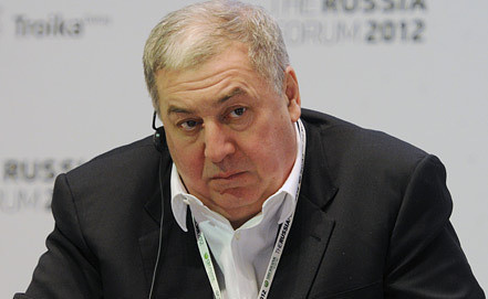 Михаил Гуцериев. Фото ИТАР-ТАСС