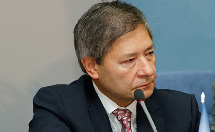 Леонид Рейман. Фото ИТАР-ТАСС