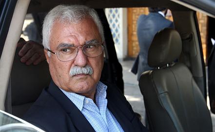 Джордж Сабра - временный лидер сирийской оппозиции. Фото EPA/ИТАР-ТАСС