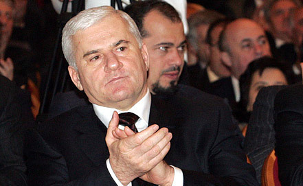 Саид Амиров. Фото ИТАР-ТАСС