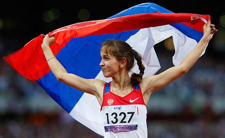 Елена Иванова. Фото EPA/ИТАР-ТАСС