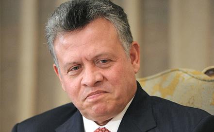 Король Иордании Абдалла II. Фото ИТАР-ТАСС