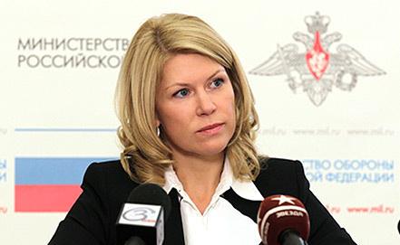 Екатерина Приезжева. Фото www.mil.ru