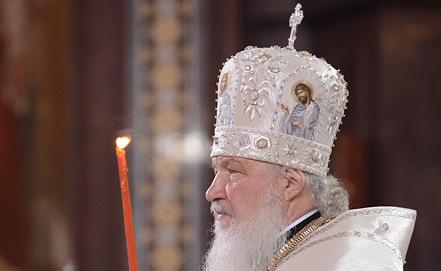 Фото ИТАР-ТАСС/ Пресс-служба Патриарха Московского и всея Руси