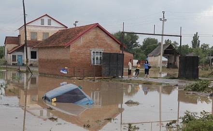 Наводнение в Крымске. Фото из архива ИТАР-ТАСС