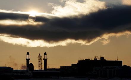 Нефтеюганск. Фото EPA/ИТАР-ТАСС
