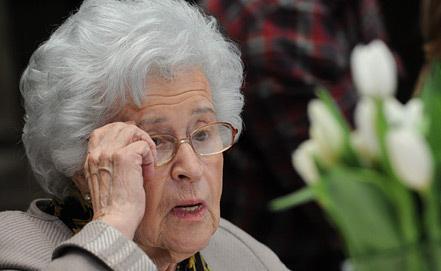 Ирина Антонова. Фото из архива ИТАР-ТАСС