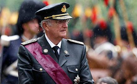 Король Бельгии Альберт Второй. Фото из архива ЕРА/ИТАР-ТАСС