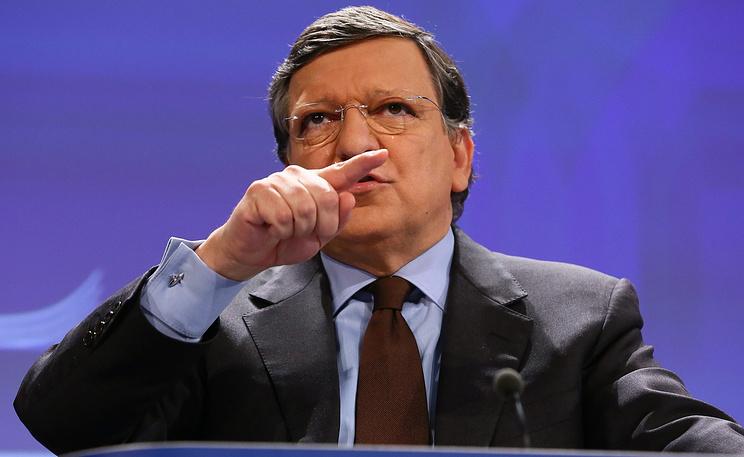 Жозе Мануэл Баррозу, фото из архива EPA/ИТАР-ТАСС