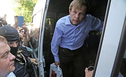 Евгений Урлашов. Фото ИТАР-ТАСС