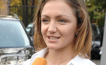 Анастасия Давыдова Фото ИТАР-ТАСС
