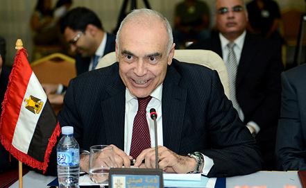 Мухаммед Камель Амр. Фото EPA/ИТАР-ТАСС