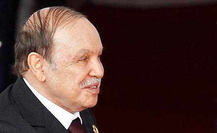 Президент Алжира Абдельазиз Бутефлика Фото ИТАР-ТАСС