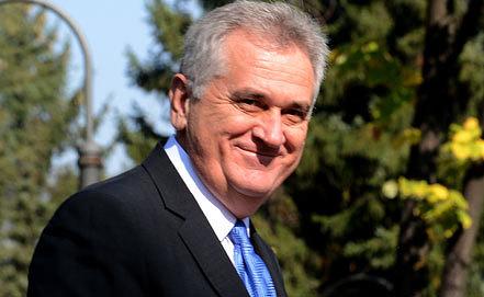 Томислав Николич. Фото ЕРА/ИТАР-ТАСС