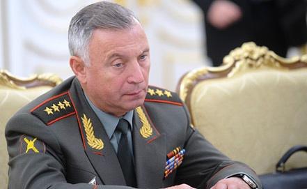 Николай Макаров. Фото ИТАР-ТАСС