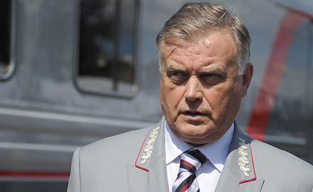 Владимир Якунин. Фото ИТАР-ТАСС