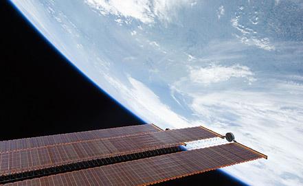 Фото EPA/NASA T.V/ИТАР-ТАСС