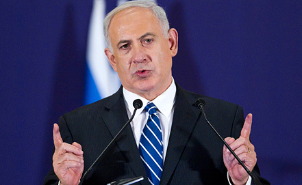 Биньямин Нетаньяху. Фото ИТАР-ТАСС