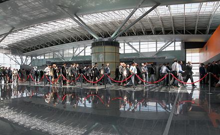 "Аэропорт ""Борисполь"". Фото EPA/ИТАР-ТАСС"