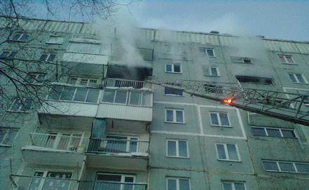 Фото пресс-службы ГУ МЧС по Кемеровской области