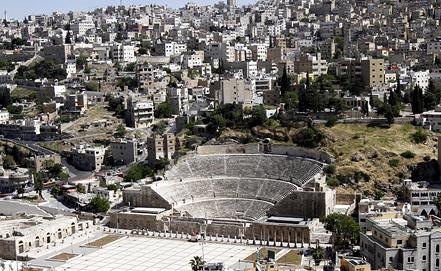 Амман. Фото EPA/ИТАР-ТАСС